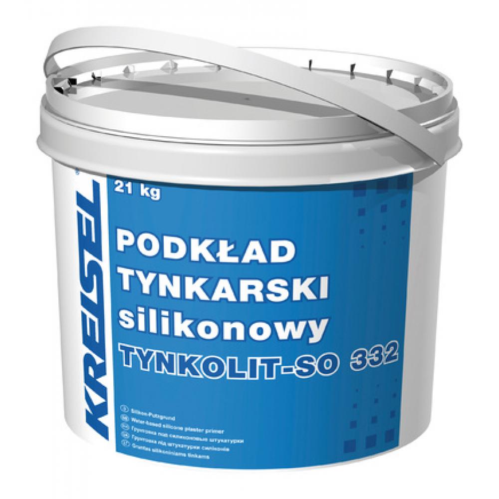 Грунтовка под силиконовые штукатурки TYNKOLIT-SO 332 Kreisel